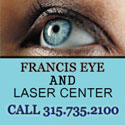 Francis Eye and Laser