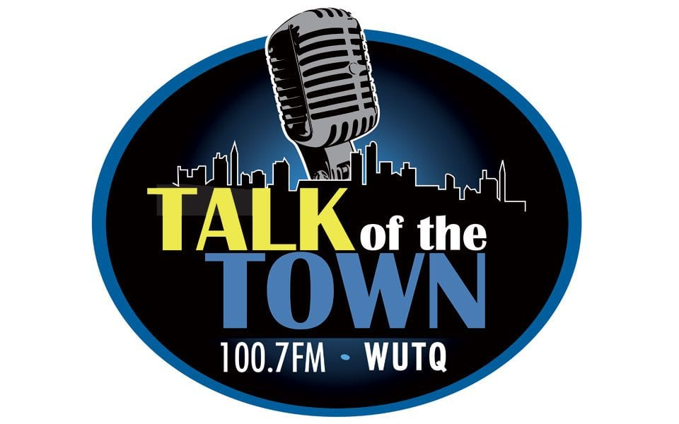 Leila Kirdani on Talk of the Town / WUTQ 100.7 FM
