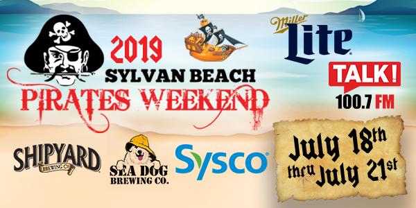Pirates Weekend 2019 600 TALK UPDATES