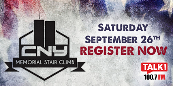 CNY Memorial Stairclimb register now TALK