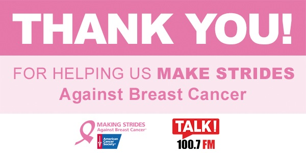 Making Strides 2020 600x300 Thank You TALK