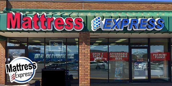 Mattress Express TALK