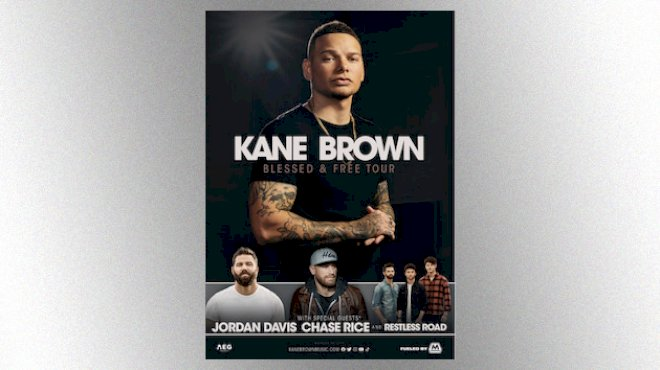 kane-brown-announces-his-massive-2021-blessed-&-free-arena-tour,-kicking-off-this-fall