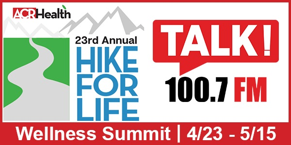 Hike For Life Banner TALK