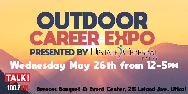Career expo talk